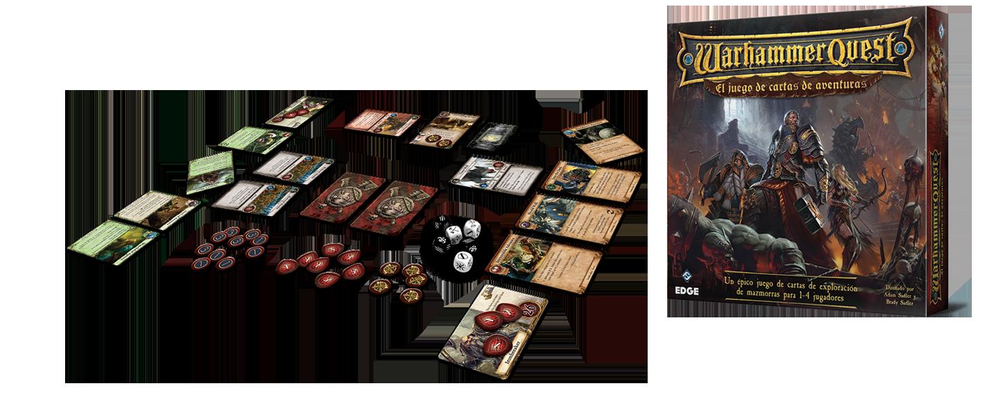 Warhammer Quest - card game
